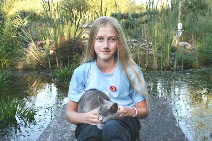 Elle recueille 300 signatures pour les animaux !