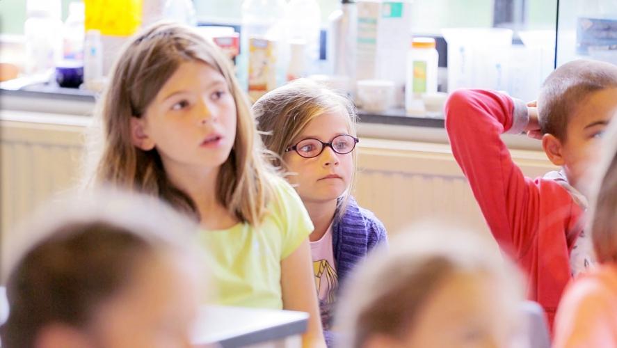 GAIAKIDS  /  Les animations à l'école sur la protection des animaux