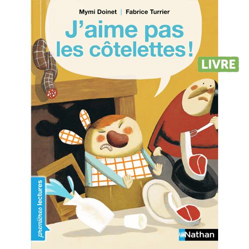 J'aime pas les côtelettes (Mymi Doinet)