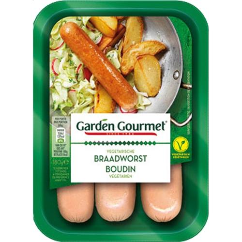 La marque GARDEN GOURMET