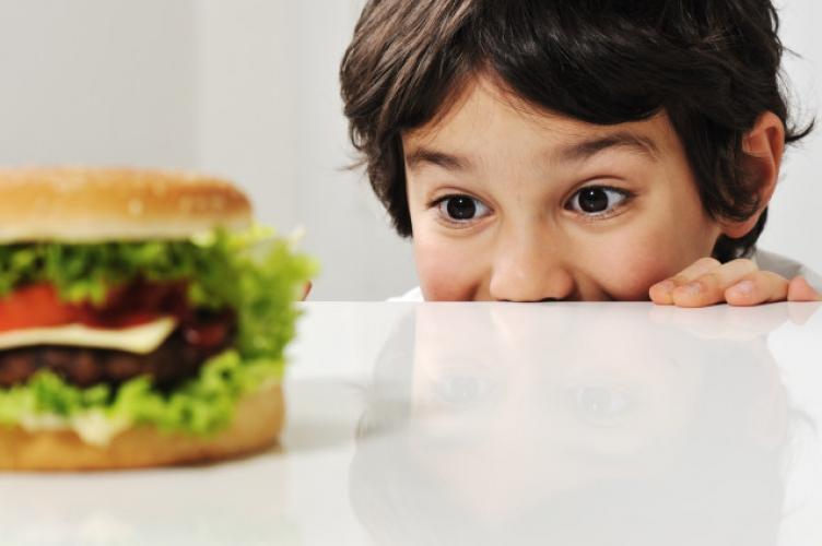 Les burgers végétaux, c'est trop bon :)