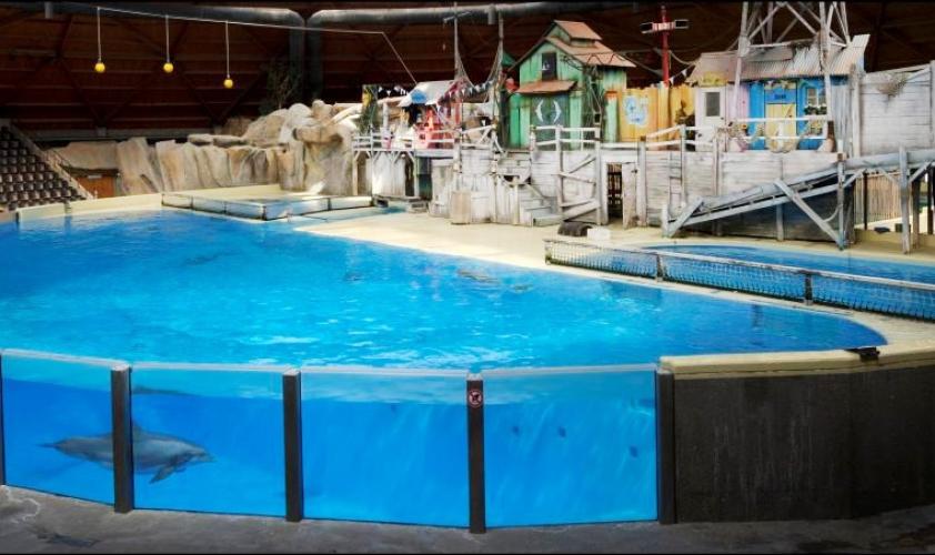 Boudewijn Seapark de Bruges : la réalité